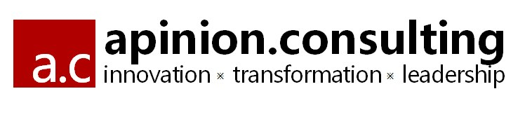 apinion.consulting Managementberatung Strategie Consulting Logo